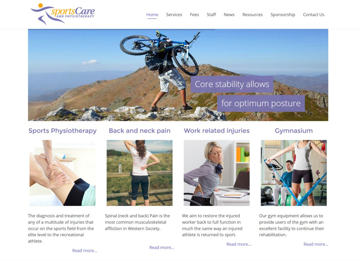 SportsCare and Physiotherapy